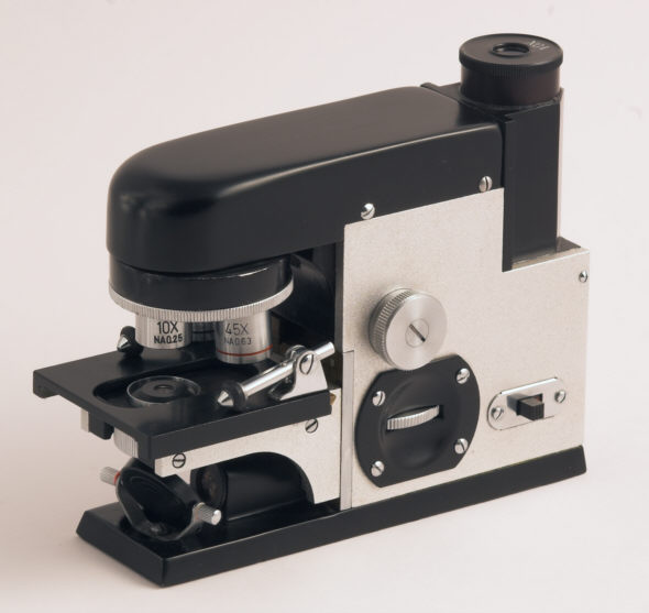 [ TWX-1 military field microscope ]