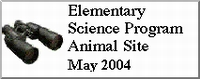 Animal Site of the Month May 2004. Award by BOCES 2